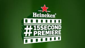 Heineken Now Accepting Submissions for #15secondpremiere