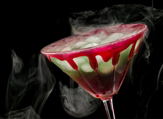 Walking Dead Inspired Cocktails