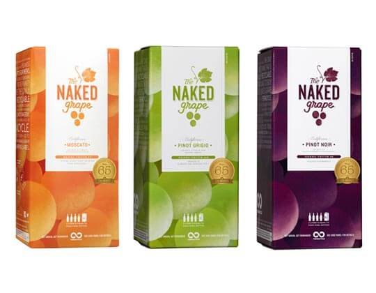 Drink Wine to Give Back this Earth Day with The Naked Grape
