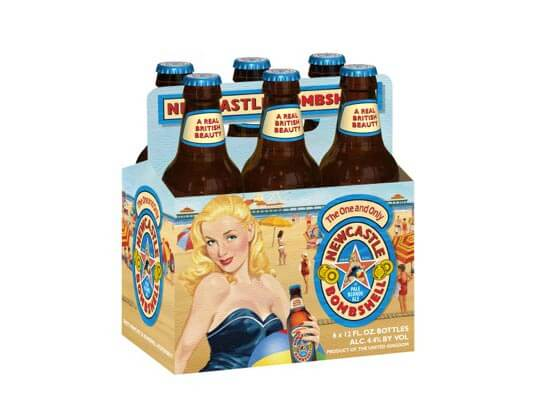 Newcastle Bombshell Blonde Ale Returns