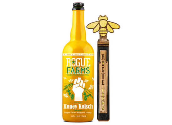 Rogue Farms Bees to Bottle