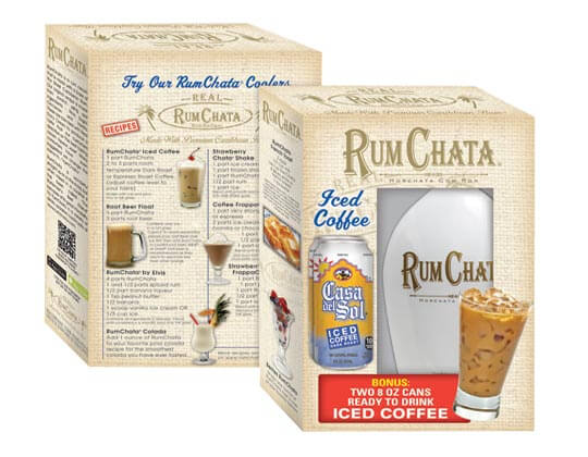 RumChata Summer Iced Coffee Sampler Pack