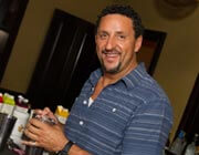 Featured Mixologist Manny Hinojosa