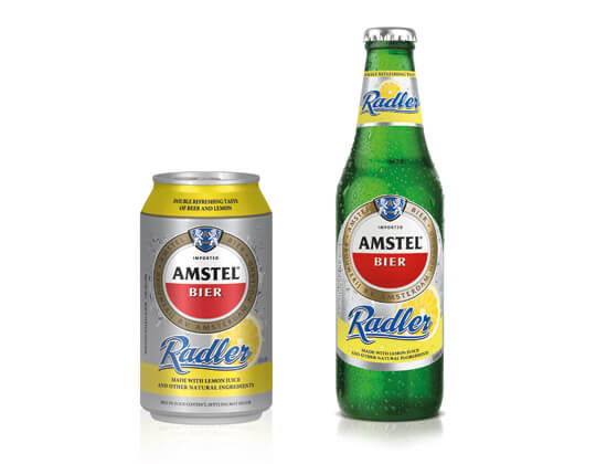 Introducing Limited Release Amstel Radler