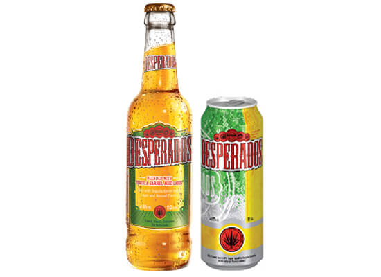 HEINEKEN® USA Introduces Desperados®, One-Of-A-Kind Beer, Blended with Tequila Barrel Aged Lager