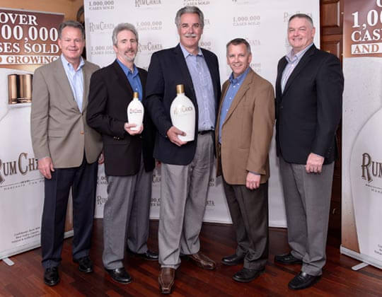 RumChata's One Million Cases Help Generate More Than $420 Million in Retail Revenue