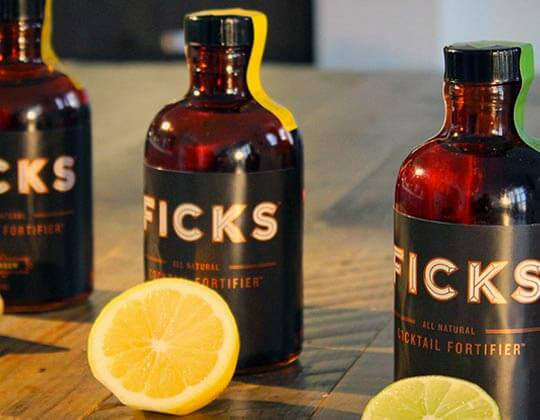 Ficks Cocktail Fortifiers Prevent Hangovers