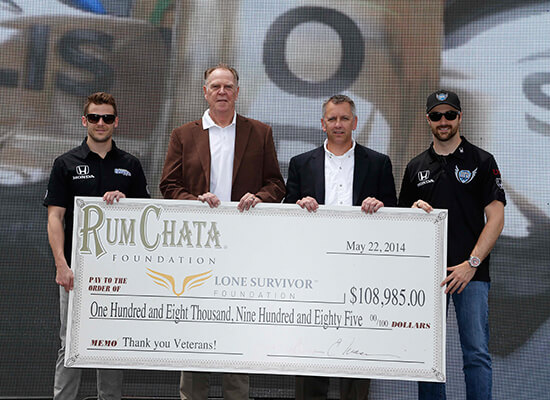RumChata Freedom Bottle Program Raises $138,555  For Lone Survivor Foundation