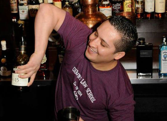 Featured Mixologist Victor Espinosa