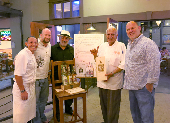 123 Organic Tequila Pairing Dinner – A Flavorful Connection