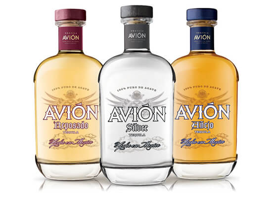 Pernod Ricard USA Acquires Significant Majority Stake in Avión Spirits