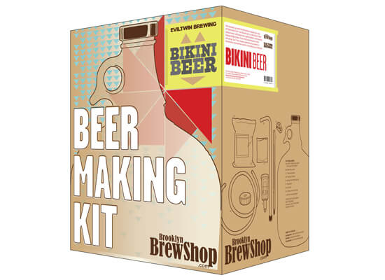 Brooklyn Brew Shop Beer Making Kit