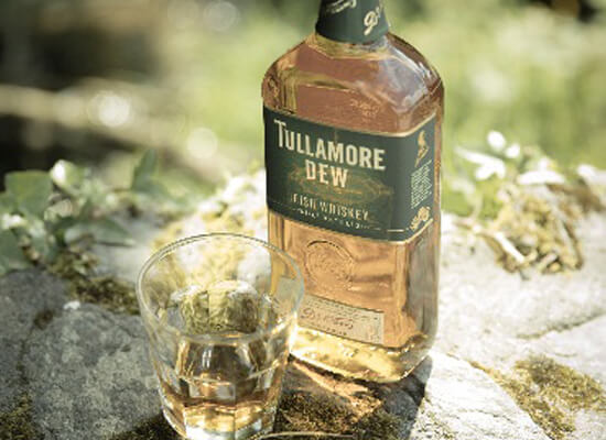 Tullamore D.E.W. Launches 'Parting Glass' Campaign to Celebrate New Distillery