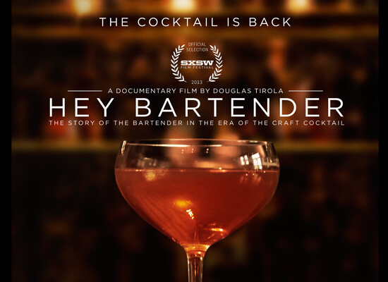 """Hey Bartender"" the Film Comes to Netflix"