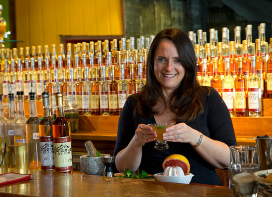 Featured Mixologist Karen Hoskin