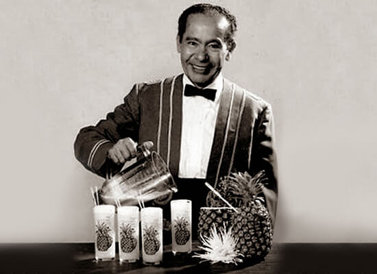 Caribe Hilton Celebrates the 60th Anniversary of the Original Piña Colada
