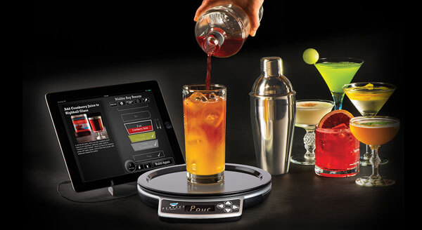 Perfect Drink App Controlled Smart Bartending System