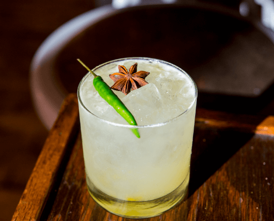PineappleSerranoMargarita