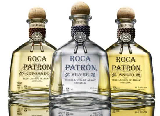 Patrón Releasing Higher-End Tequilas – Roca Patrón