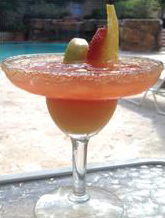Strawberry Mango Margarita