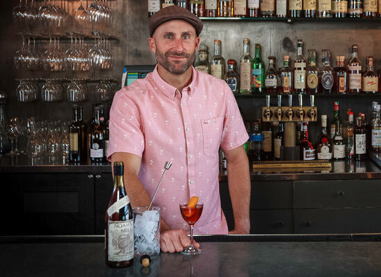 Featured Mixologist Christian Siglin