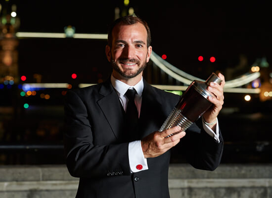 Charles Joly From USA Named Diageo Reserve World Class Bartender of the Year