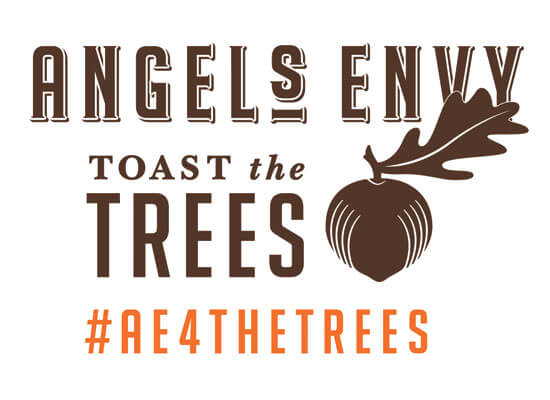 Angel's Envy will Toast the Trees During National Bourbon Heritage Month