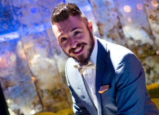 """Vincenzo Cangemi: A Chance at the Title of """"Nation's Most Imaginative Bartender."""""""