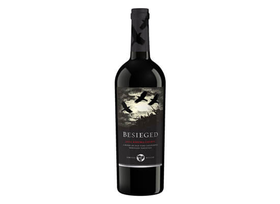 Iconic Second Bottling of Besieged from Ravenswood Winery