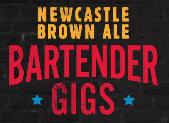 "Newcastle's ""Bartender Gigs"" Celebrates Musicians' Time Behind the Bar"