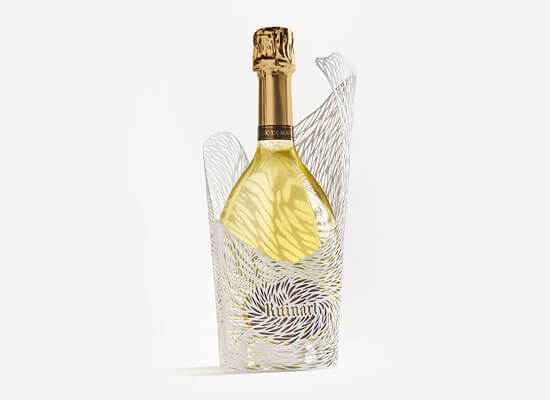 Ruinart Champagne Collaborates with Artist Georgia Russell
