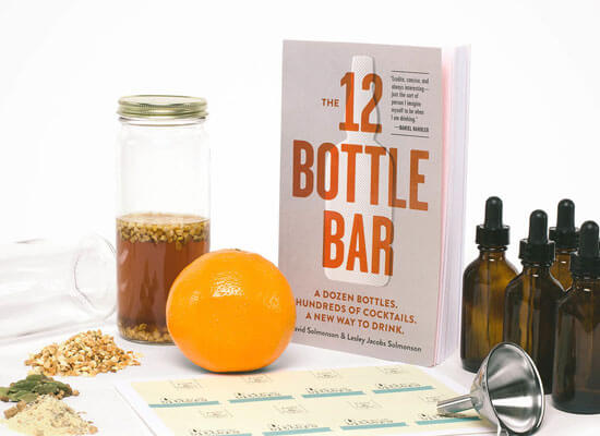 The Dash Box: Create Your Own Blend of Bitters from Home