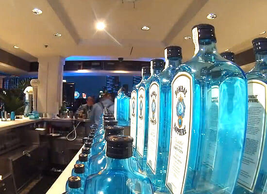 The Top 15 Finalists Advance in the 2014 Bombay Sapphire Most Imaginative Bartender Competition