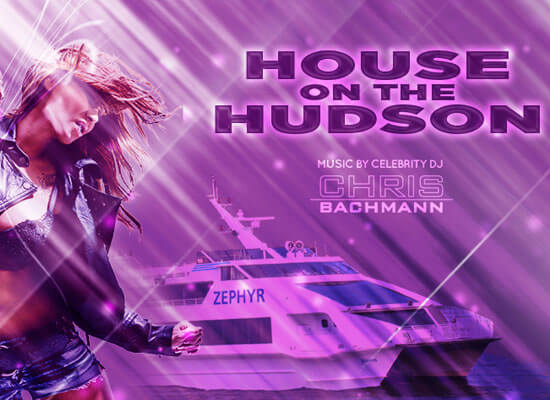 Climb Aboard the House on the Hudson, NYC's First Floating Night Club