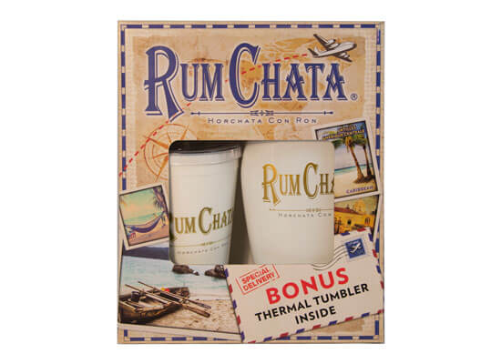 The RumChata Holiday Gift Box