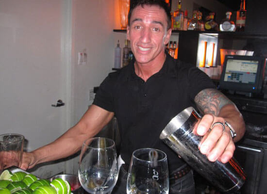 Featured Mixologist Tony Perez