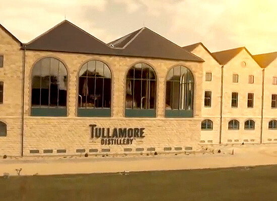 Tullamore D.E.W. Toasts the Opening of Their New Distillery
