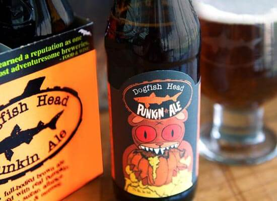 Dogfish Head Punkin Ale is Back for 2014