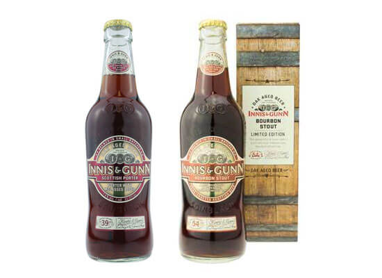 Pioneer of Oak-Aged Beer INNIS & GUNN Announces Two Festive Releases