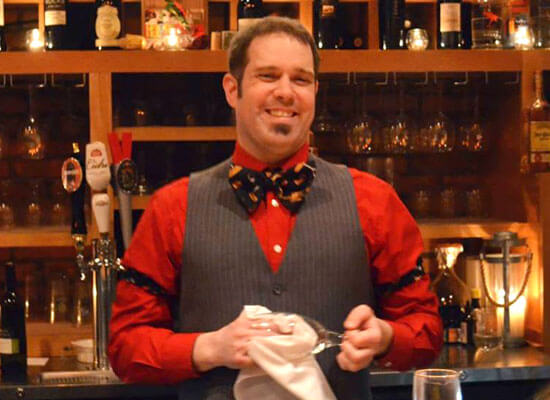 Featured Mixologist Jesse Janovsky