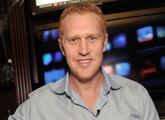 "Brian Scalabrine, Everyone's Favorite 6'9"" Redhead Returns to Boston with a Celebration Sponsored by 2 GINGERS"