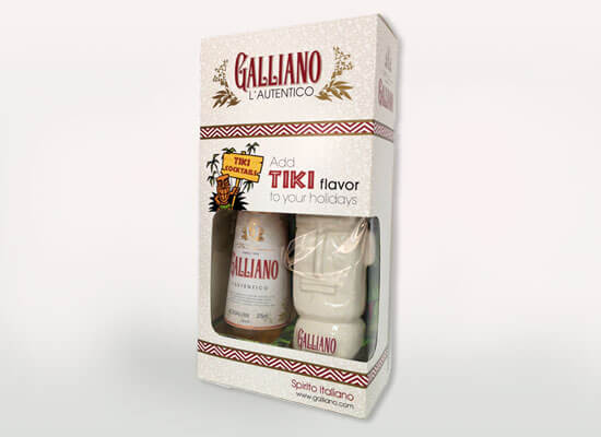 Galliano Offers a Tiki Gift Set for the Holidays