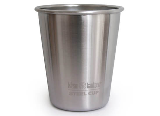 Klean Kanteen Introduces Versatile New 10oz. Stainless Cup