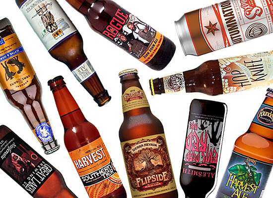 Top Ten Beers to Try This November