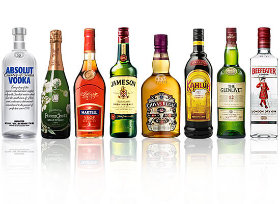 Pernod Ricard USA Offering an Impressive 2014 Holiday Gift Pack