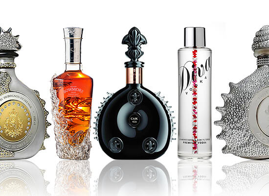 Top Ten Most Expensive Spirits