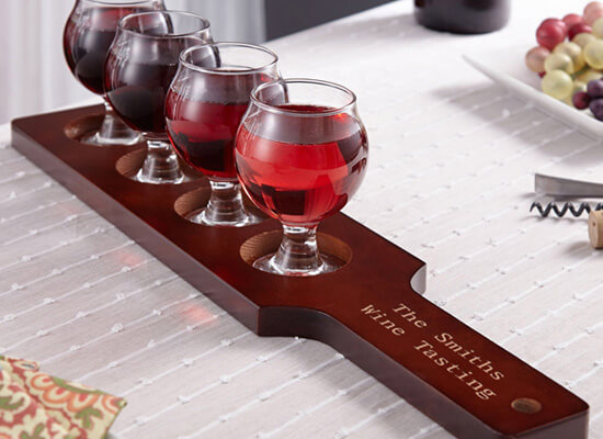 The Mission Wine Flight Set