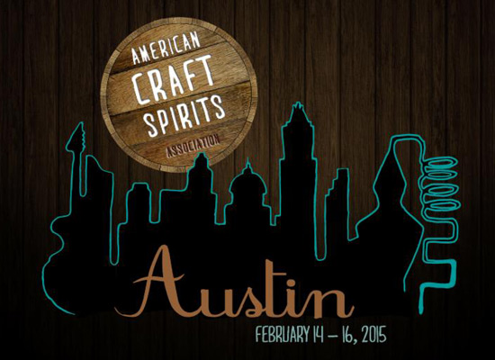 The ACSA Distillers Convention & Trade Show – February 15th & 16th, 2015