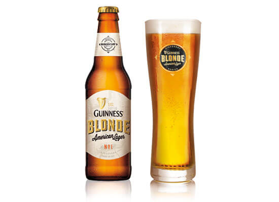 A New Beer with a Dark Past, Guinness® Goes Blonde