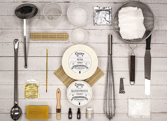 Wine & Cheese Making Kits from Northern Brewer